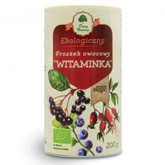 Milteliai iš vitaminingų vaisių Eko 200g