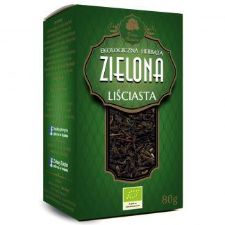 Žalioji Ceilono arbata Eko 80g