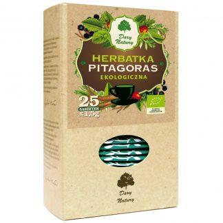 """Arbata """"Pitagoras"""" Eko 25x1,5g"""