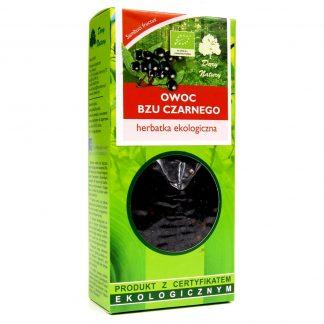 Juoduogio šeivamedžio vaisiai Eko 100g