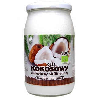 Kokosų aliejus Eko 900ml