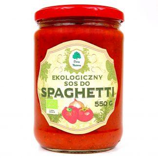Padažas spagečiams Eko 550g