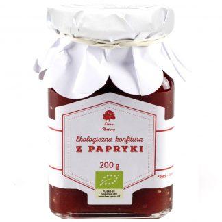 Paprikų džemas Eko 200g
